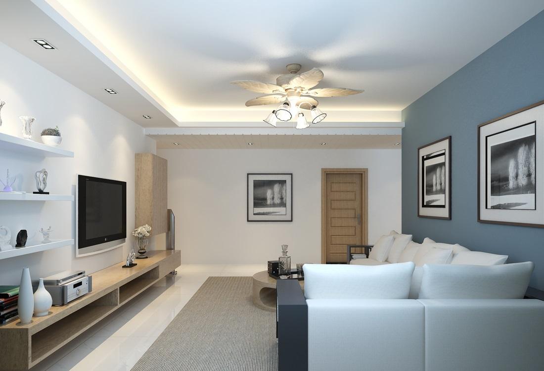 客厅灯具选择黄光还是白光?