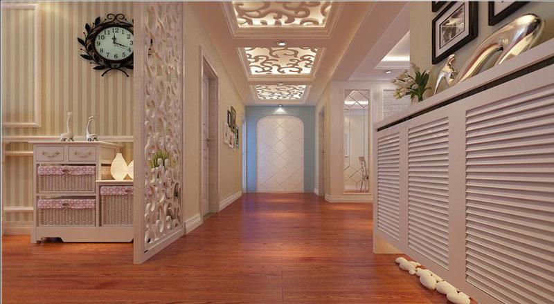 走廊玄关装修效果图注意事项