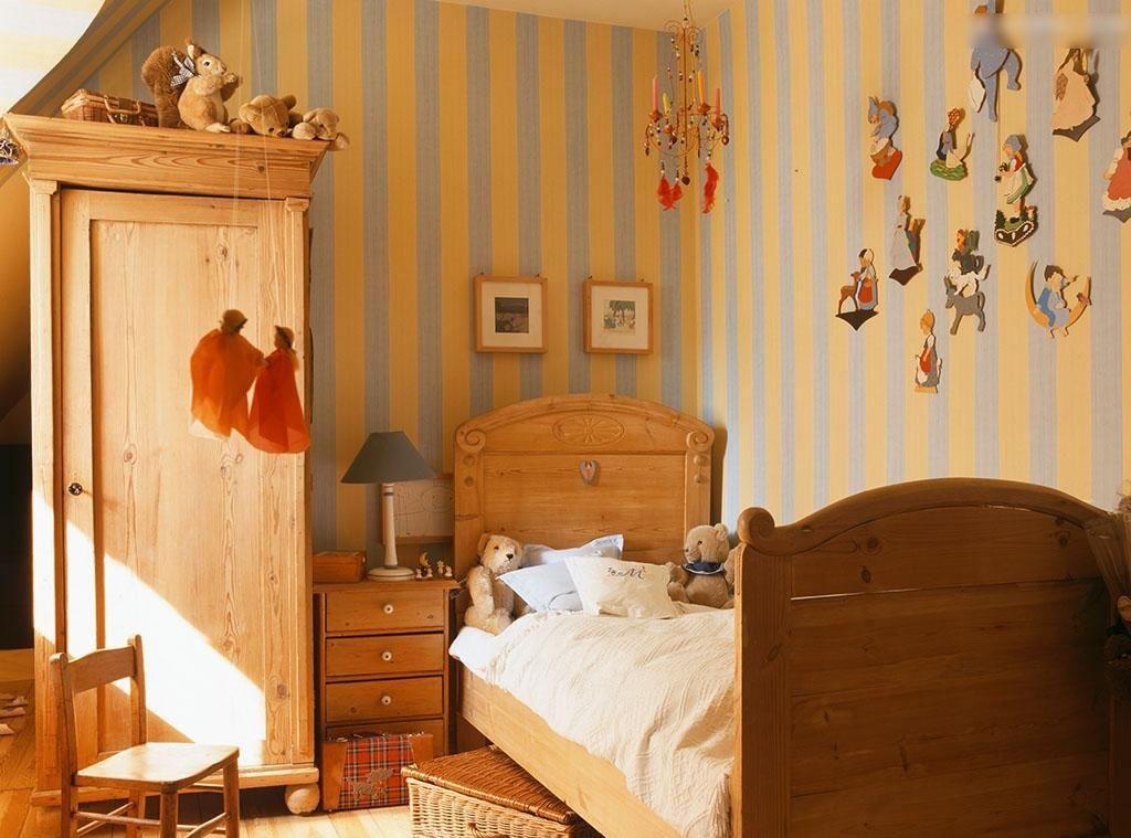 儿童房墙纸的选择,我们应该注意什么呢?