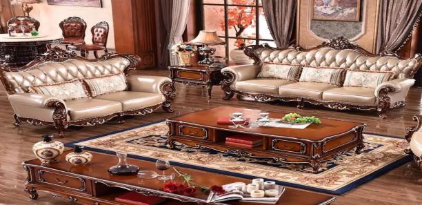几种颇受欢迎的家具沙发风格
