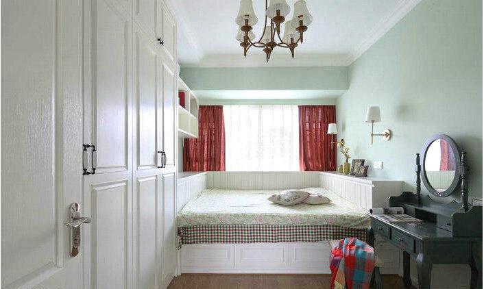 欧式榻榻米卧室装修注意事项