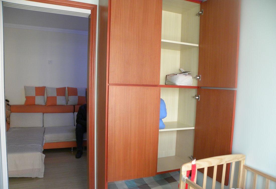 客厅与卧室隔断柜设计妙招