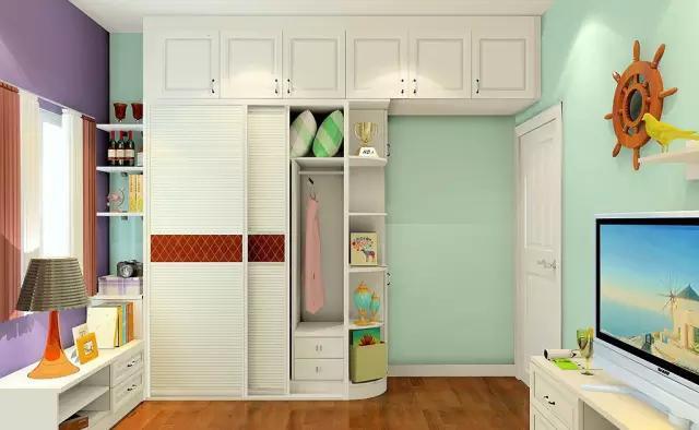卧室榻榻米衣柜怎么装修