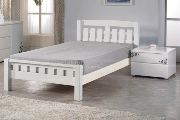 怎样选购家具单人床