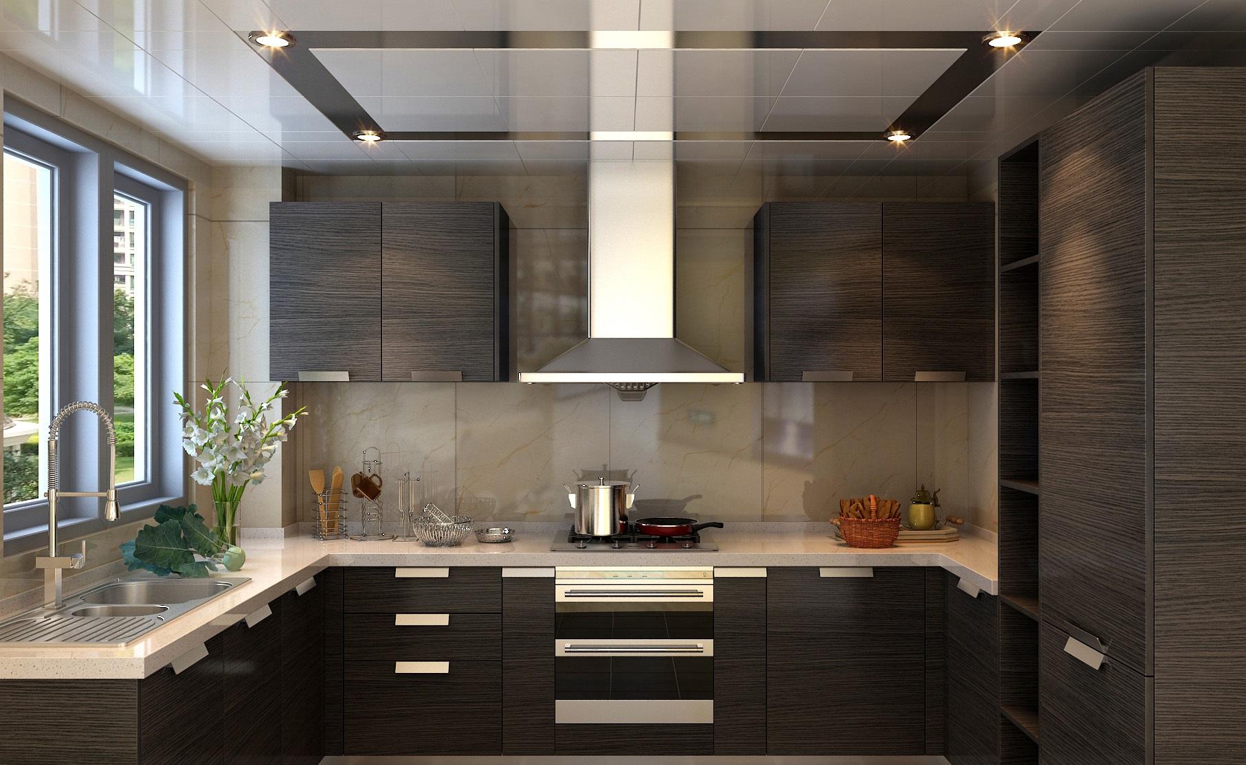 好玩好看的厨房橱柜你见过么?