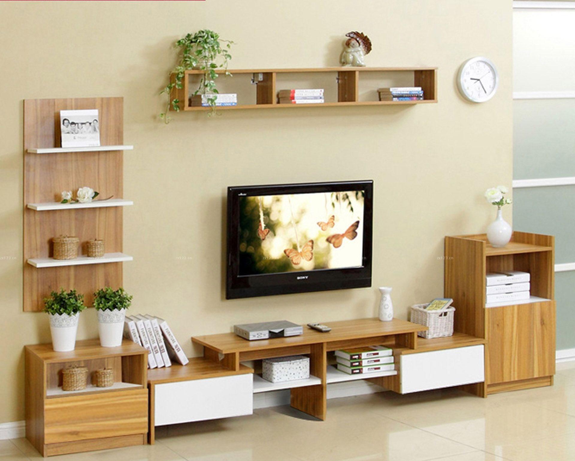 电视柜款式的种类是多种多样的