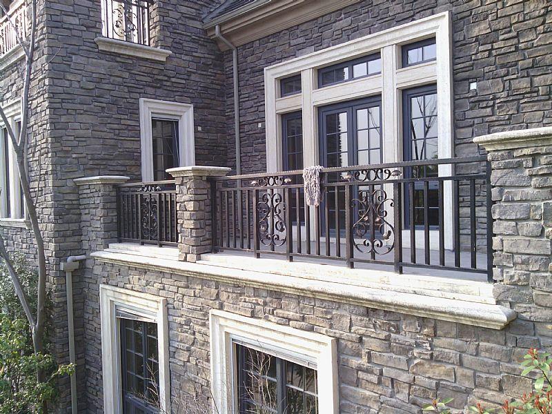 阳台栏杆设计要点,注意咯