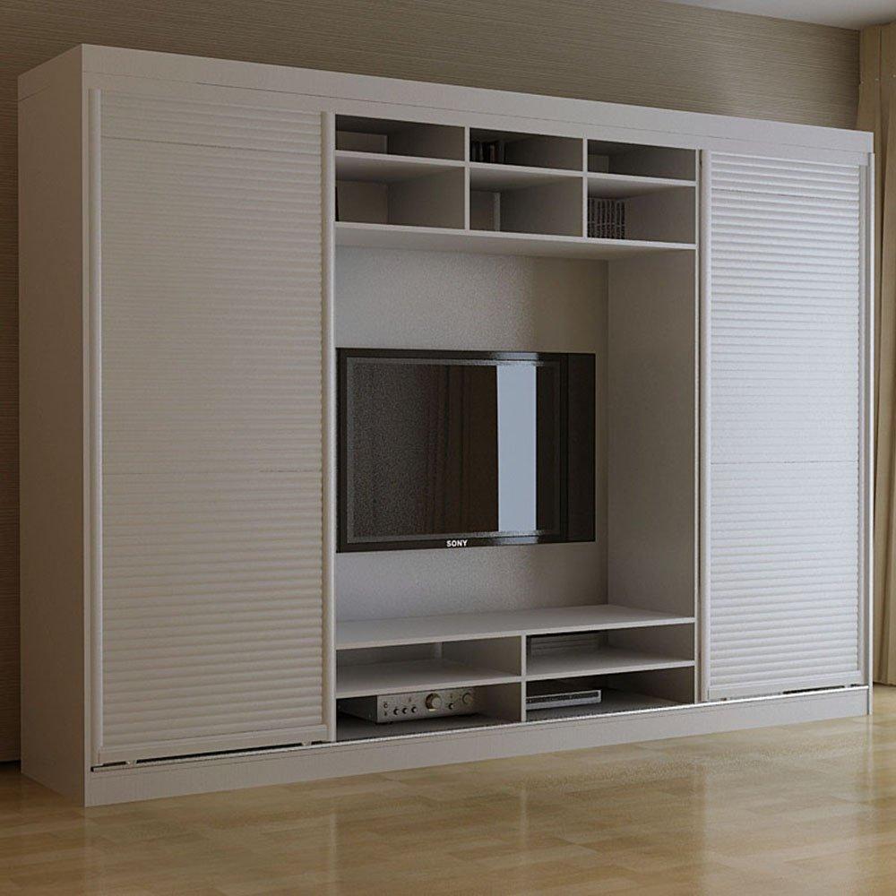 电视柜组合设计,电视柜效果图赏析