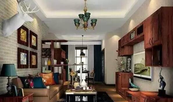 家装设计客厅效果,一看就着迷