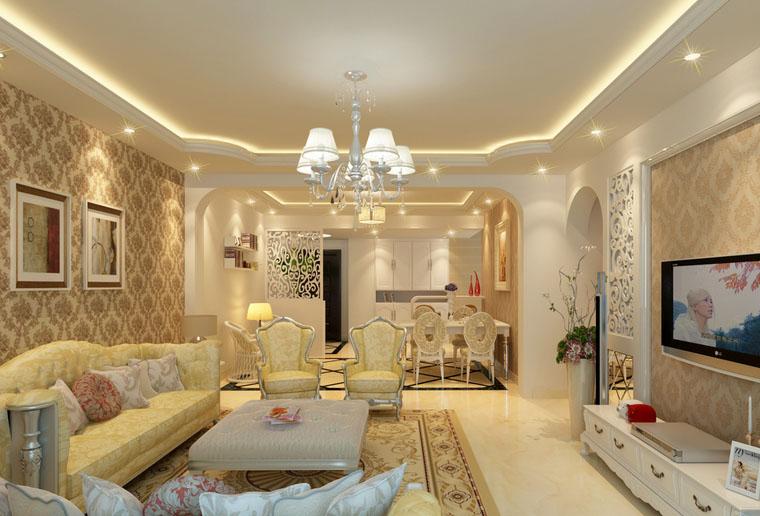 客厅灯具的选择与搭配