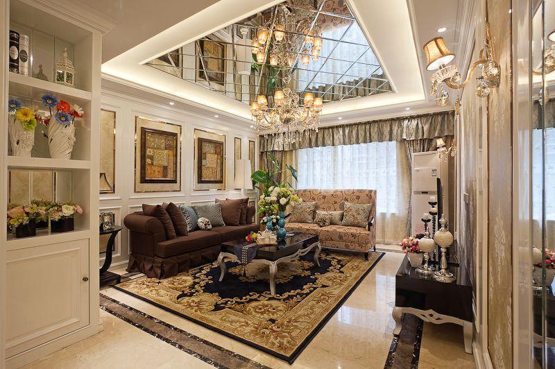 室内装修吊顶的形式分类以及优点