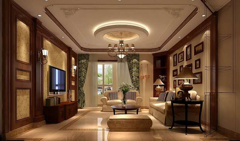 全屋家具定制的几款不同风格