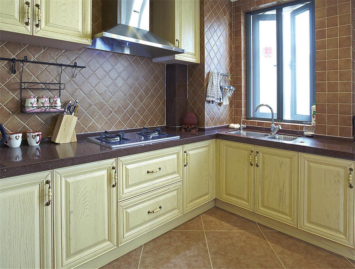整体厨房橱柜设计风格以及种类