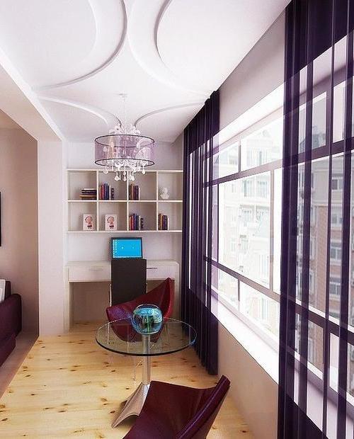 装修阳台的家具之阳台柜子