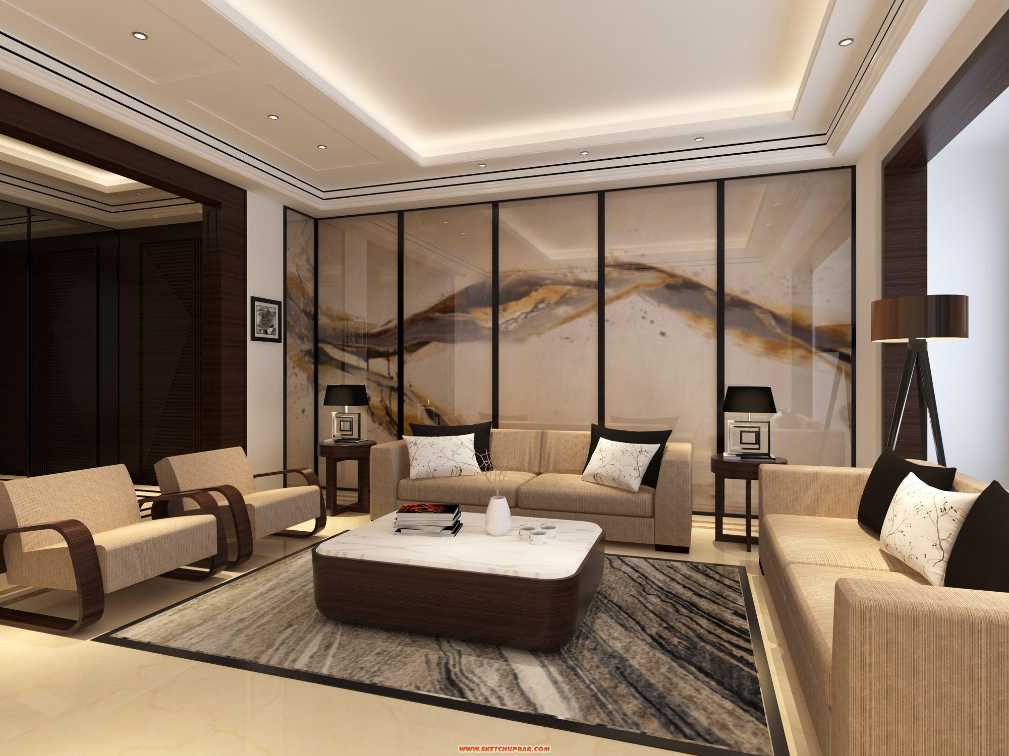 室内装修效果图,给你不一样的视觉冲击感