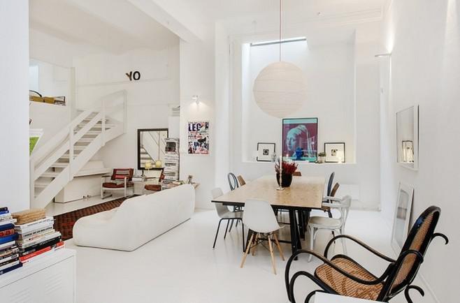 不同风格,不一样的公寓室内装修