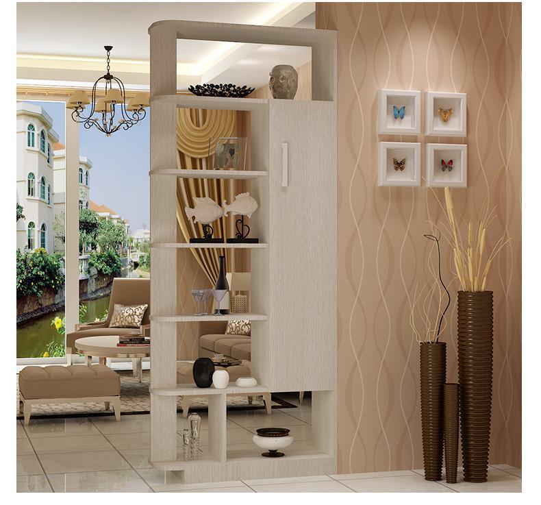 客厅隔断柜的不同风格以及风水