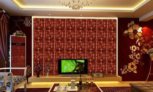 室内墙面装修材料的选择,设计风格以及步骤