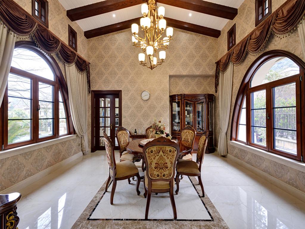 欧式风格装修推荐,欧式室内装修效果图