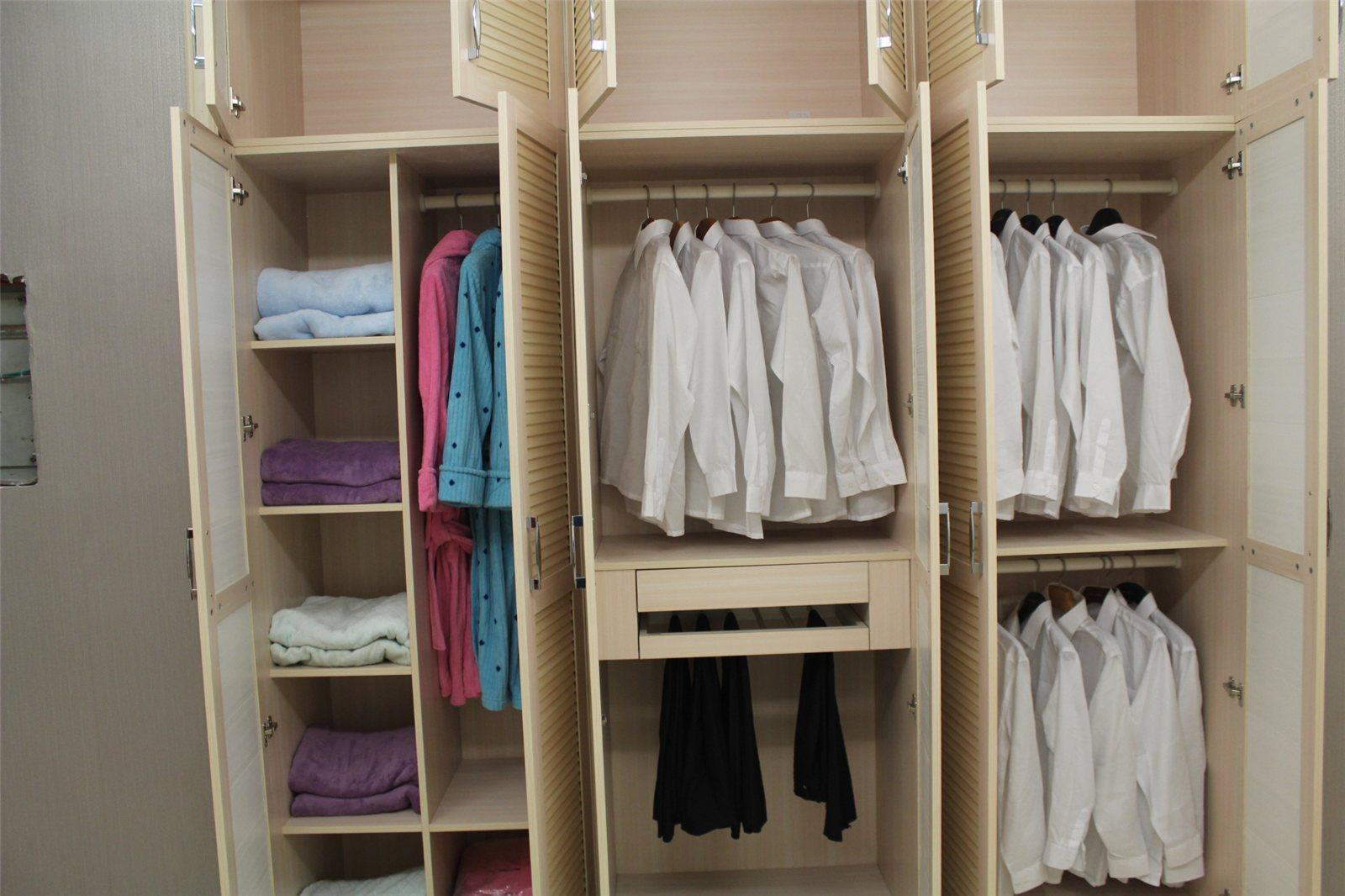 平开门衣柜标准尺寸如何选择?