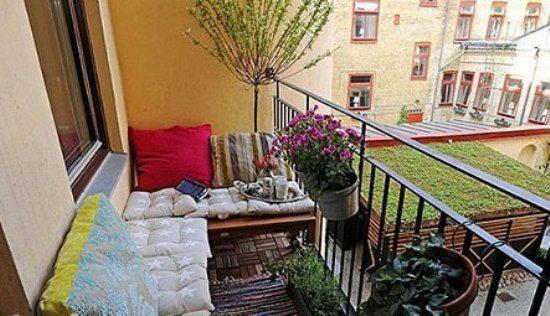 小阳台设计,帮你拥有家的感觉