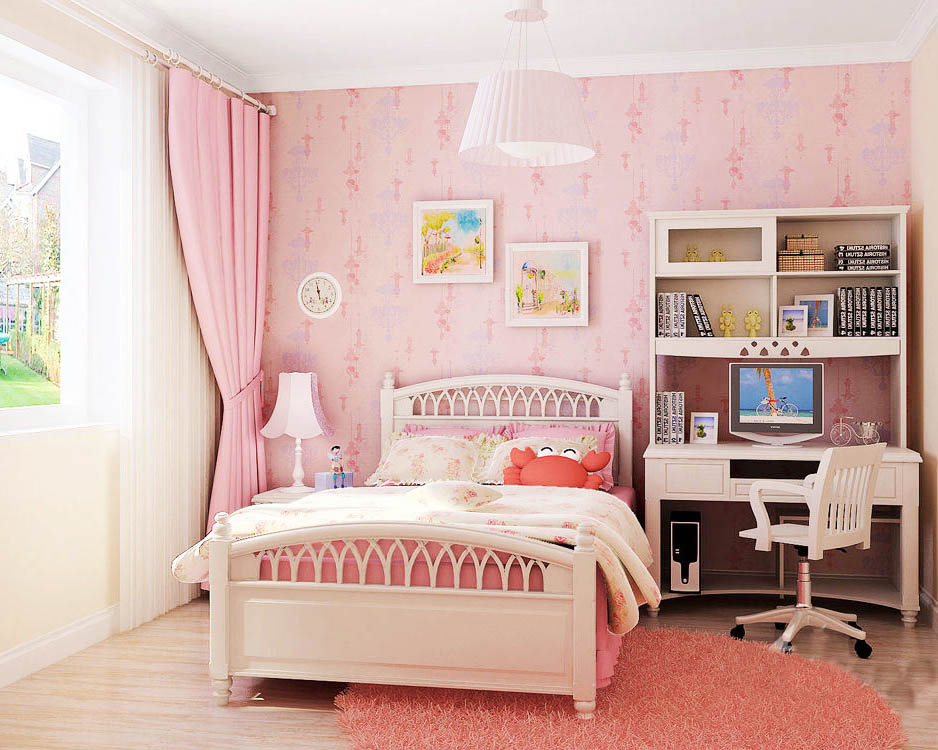 儿童房间风水禁忌,房间布置不可不知!