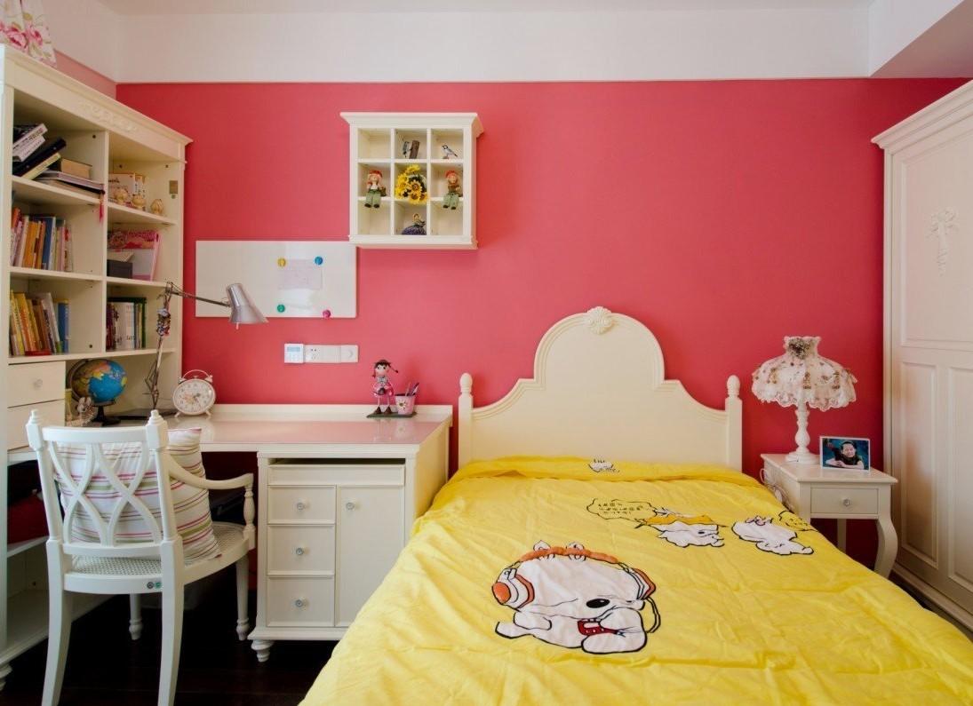 儿童房布置要注意什么细节呢?