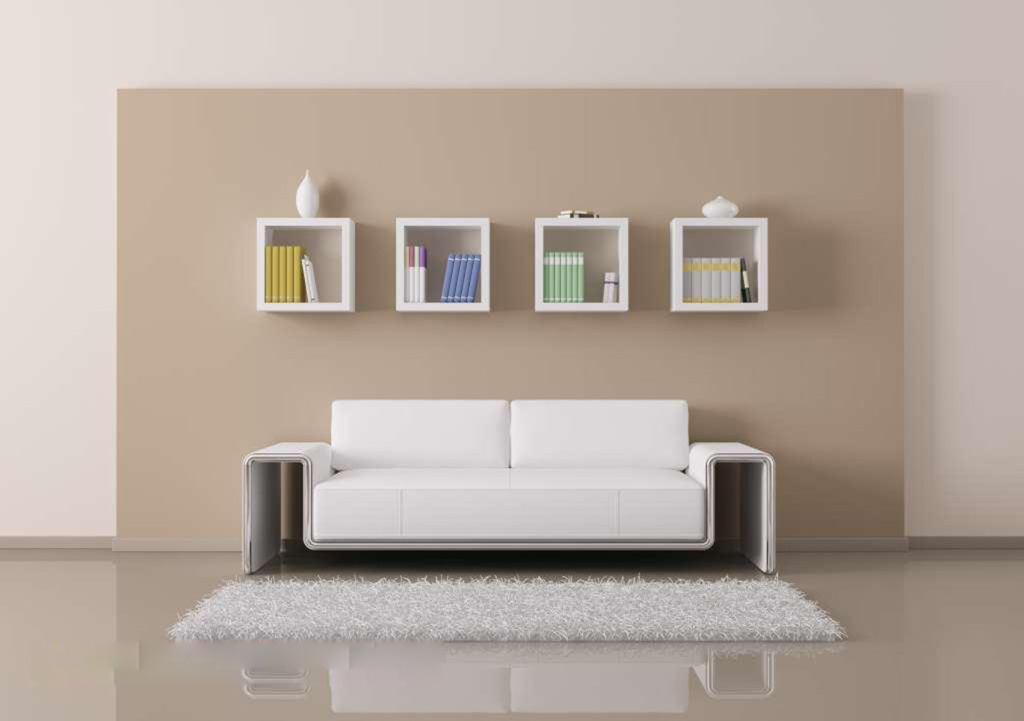 创意沙发背景墙 让客厅空间活起来