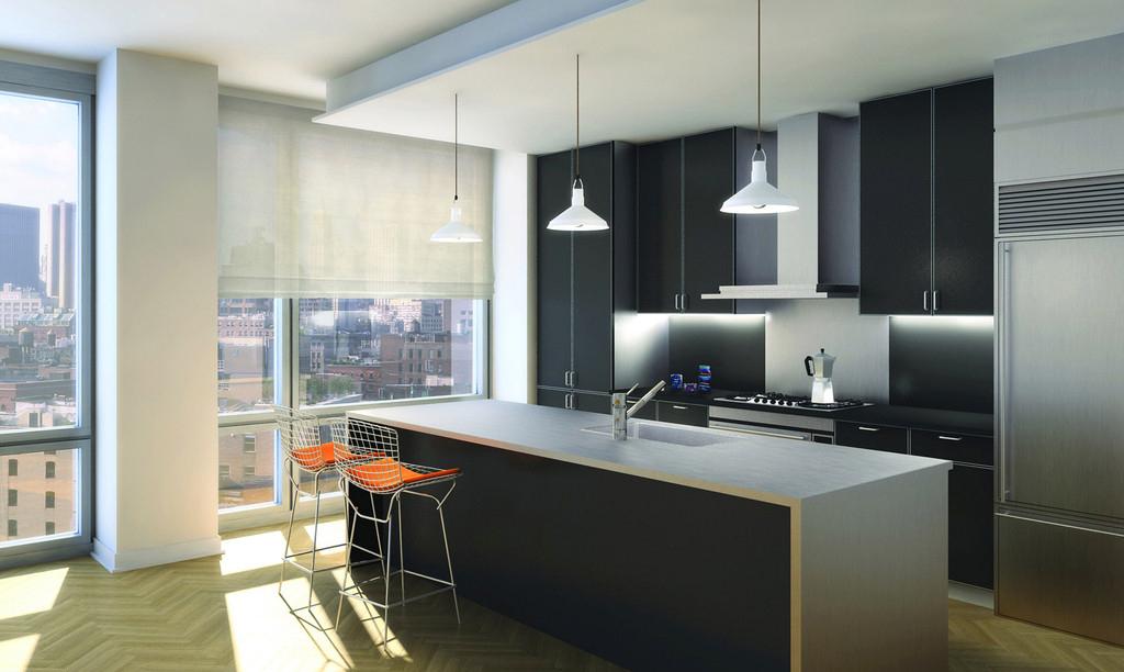 厨房橱柜用哪种造型更好看?