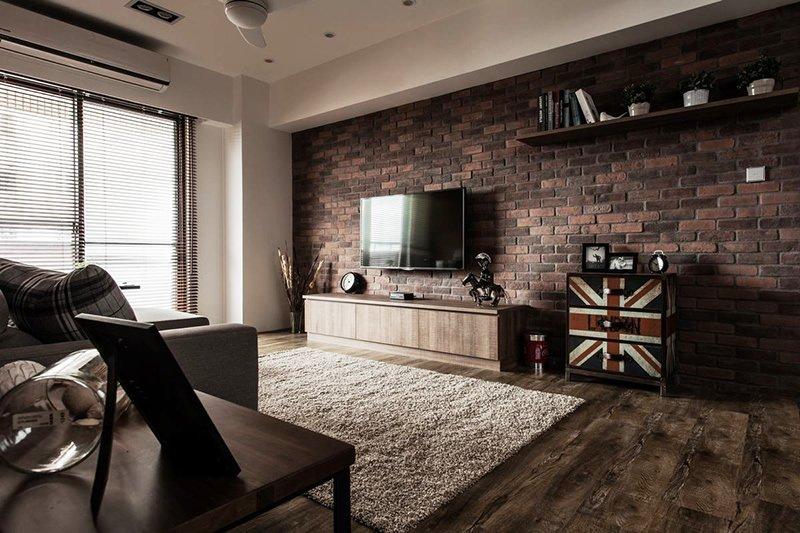 电视墙的设计 美式风格带来的魅力