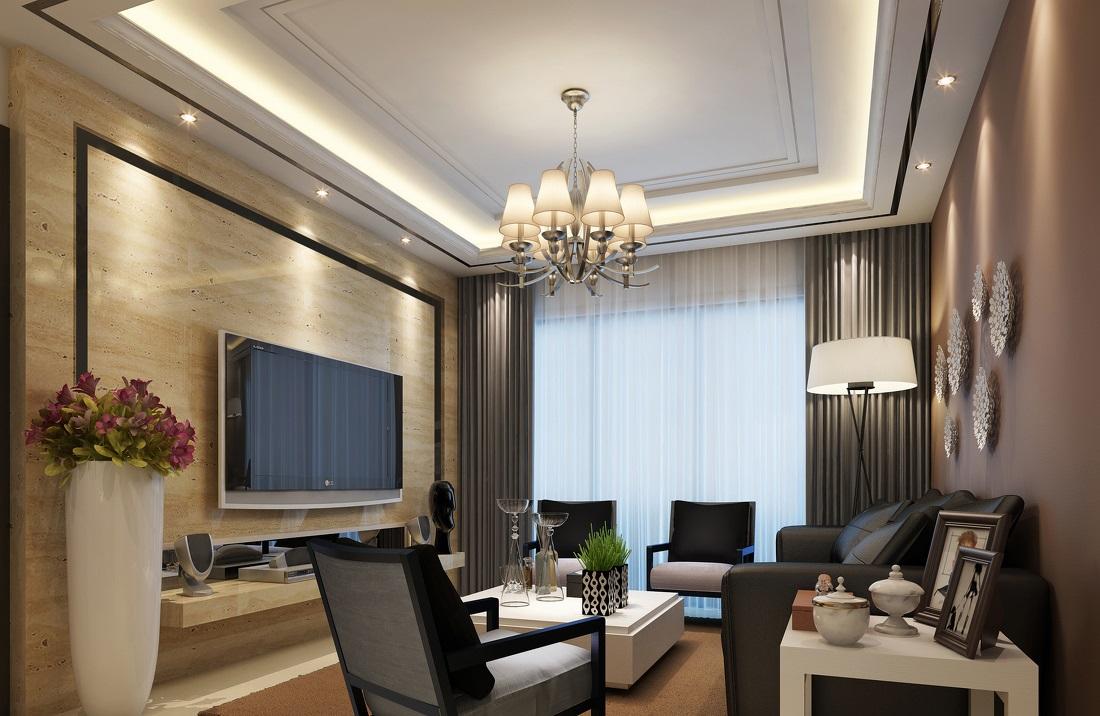 客厅吊灯尺寸多少合适?