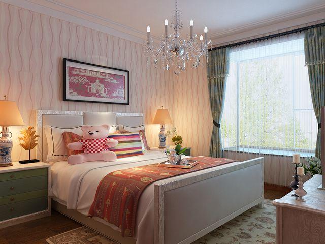 卧室飘窗装修效果图欣赏
