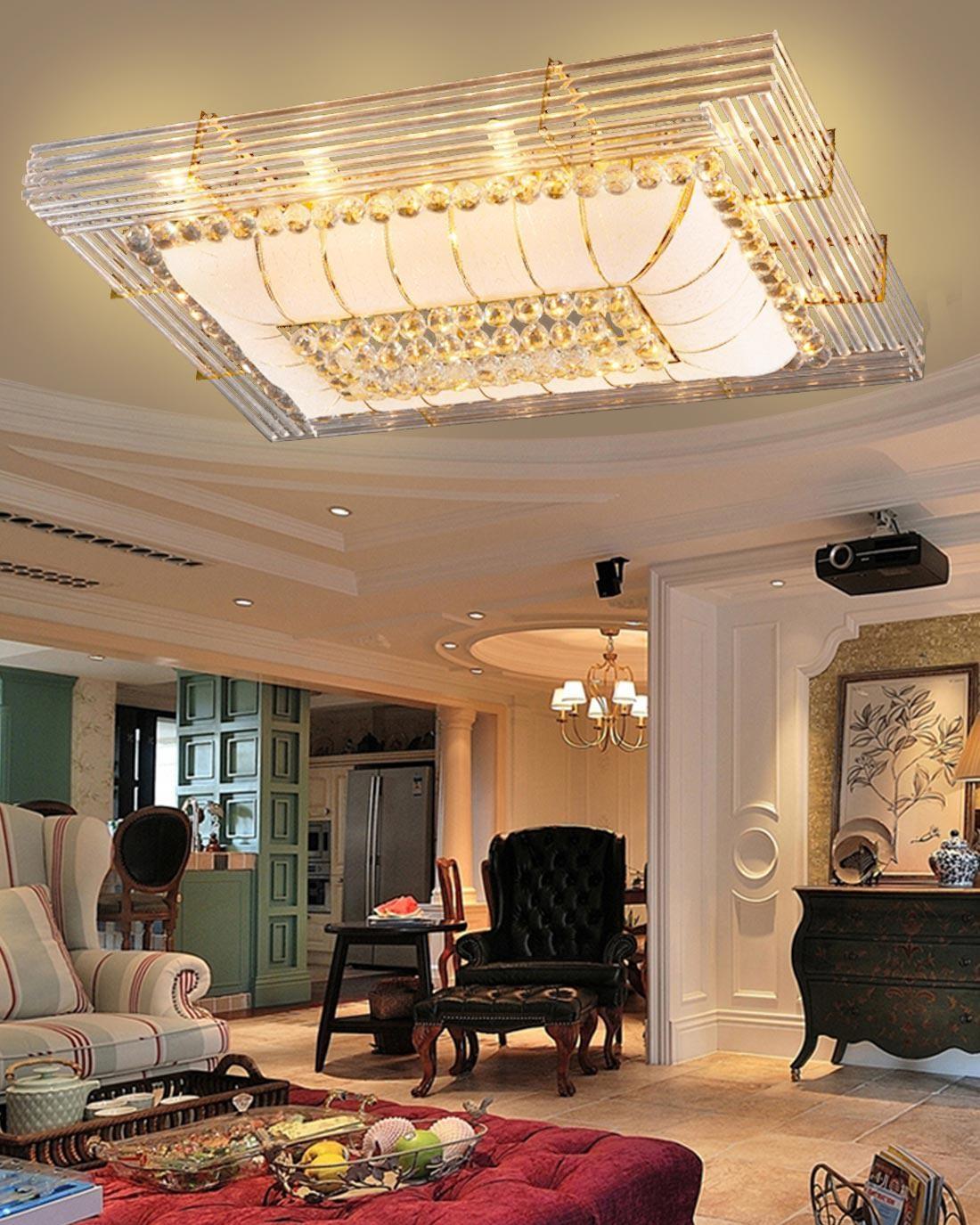 客厅灯用什么样的好