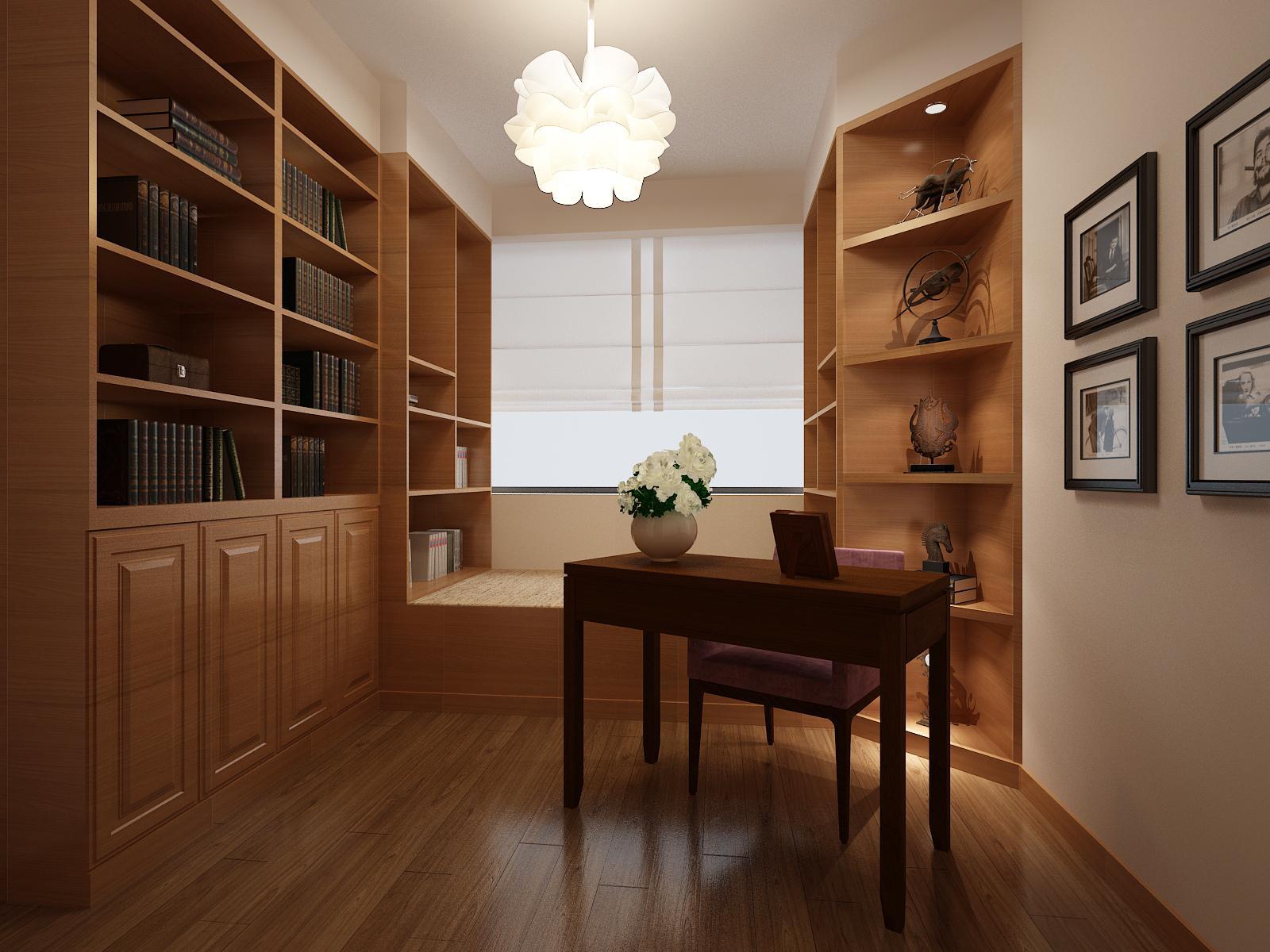书房灯具选择有哪些技巧?
