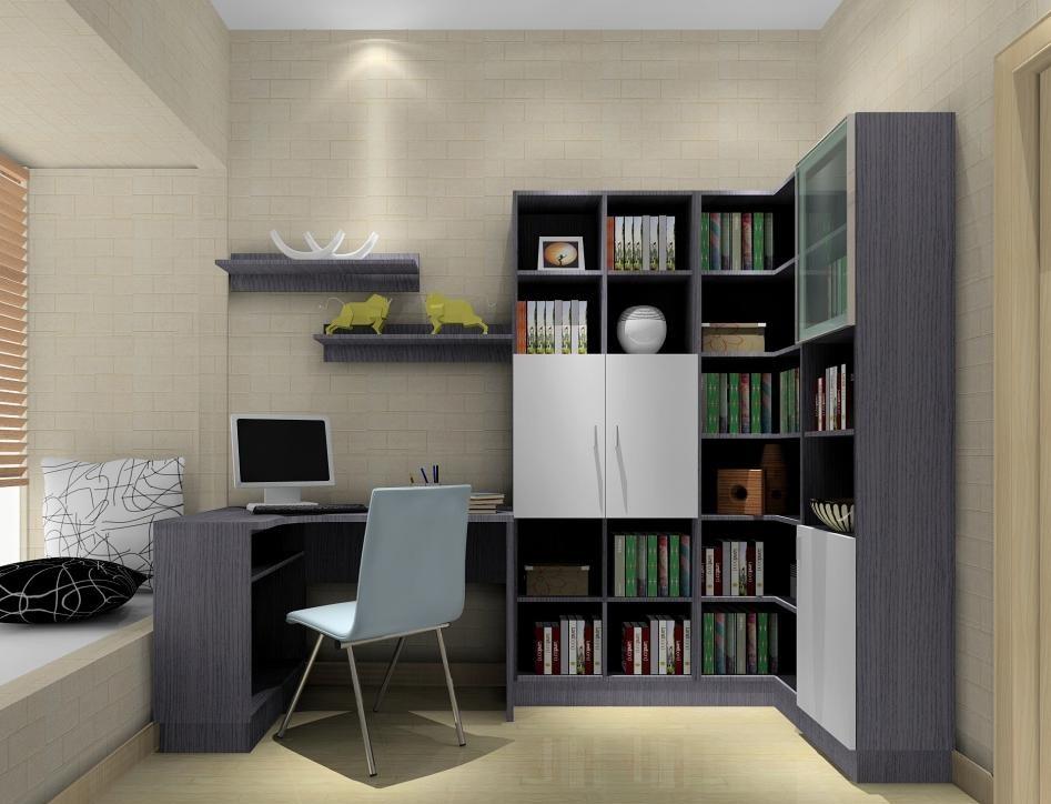 书房家具摆放秘籍,不可不偷!