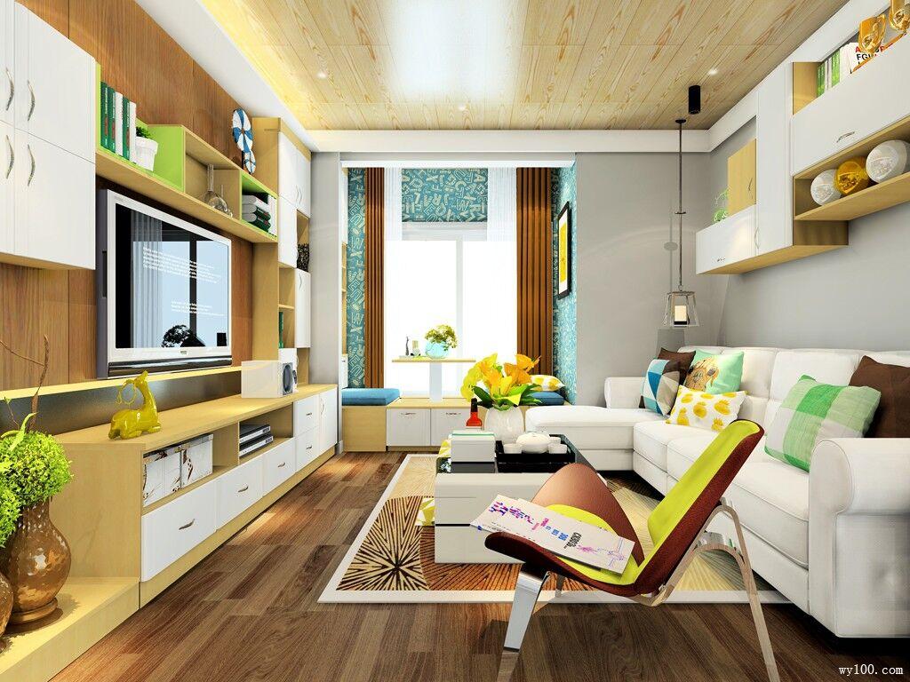 小户型室内装修设计,有秘籍会不如大户型?