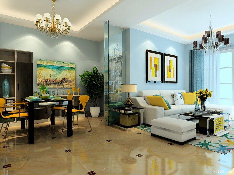 小户型家装设计技巧,家装设计效果图赏析