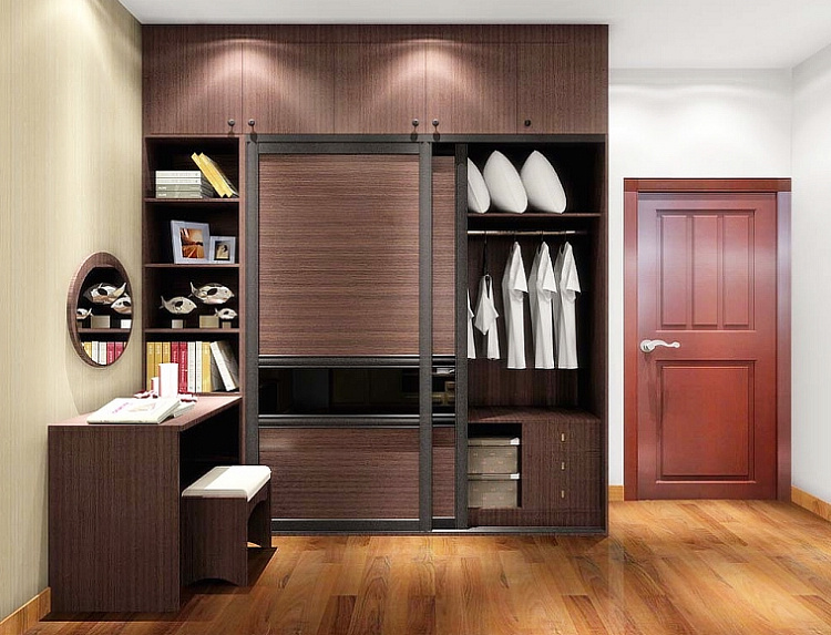 这样的组合衣柜,你家不能少