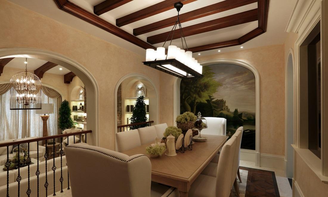 家装吊顶设计知多少?