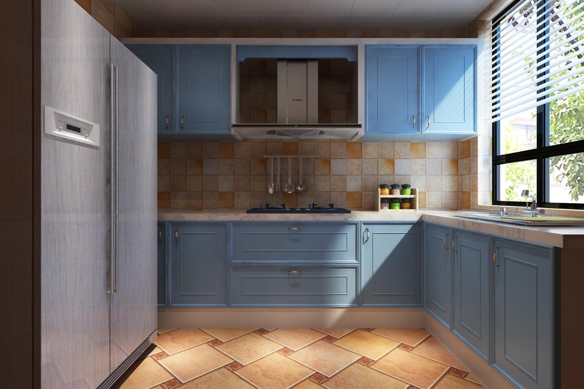 厨房橱柜设计效果图集合赏析