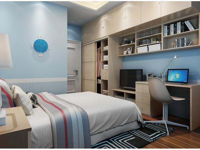 小户型卧室装修技巧,你知道多少