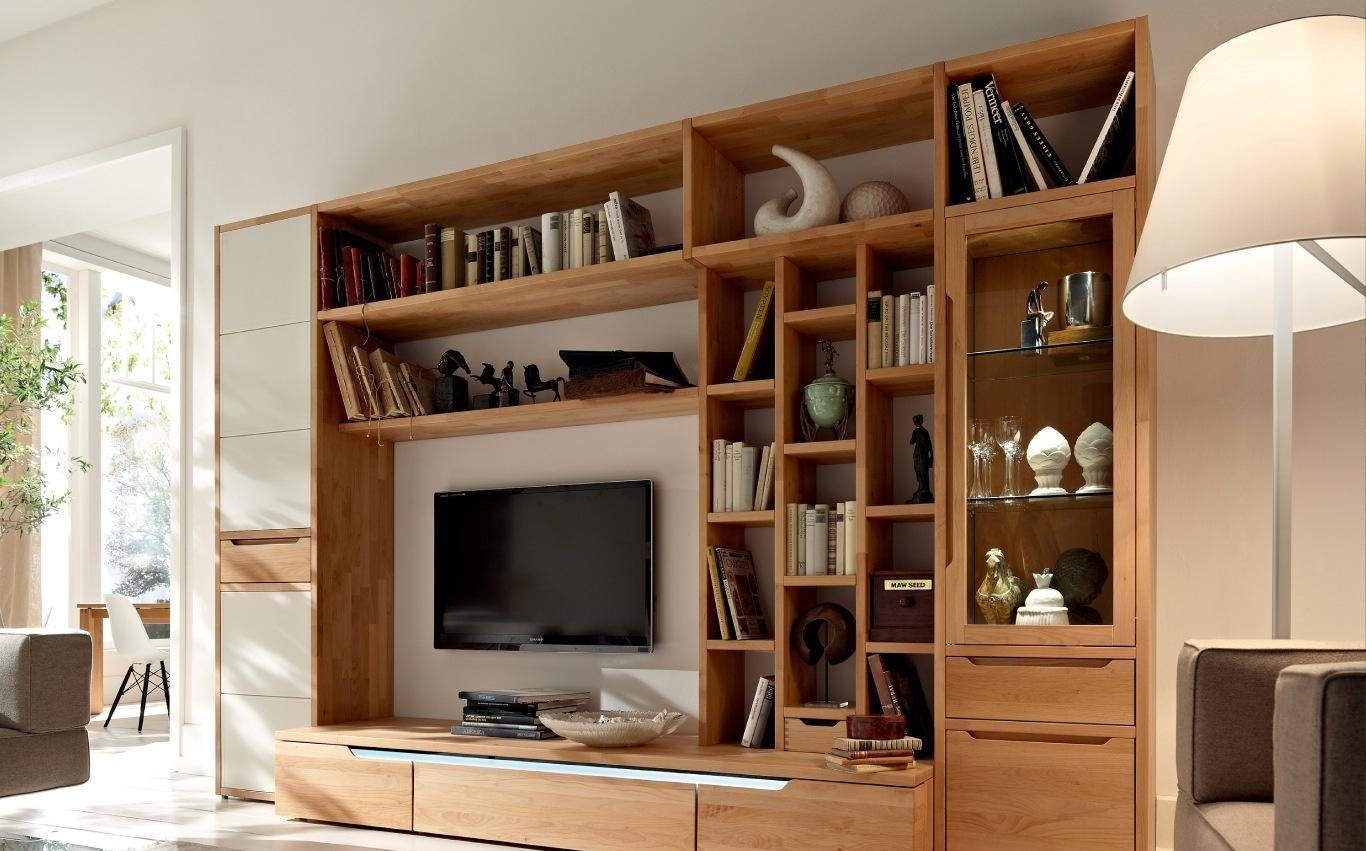 小客厅电视柜风格类型及摆放禁忌