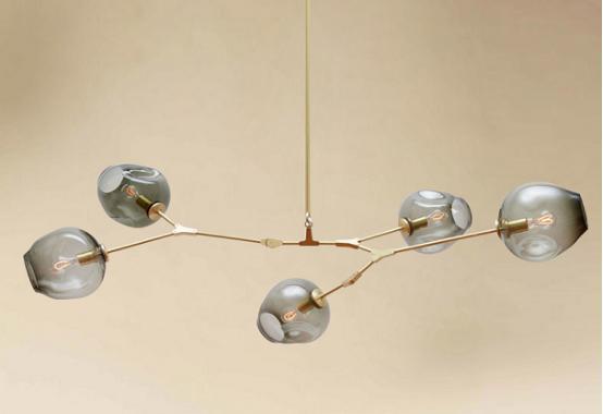 灯具的价格――客厅吊灯多少钱