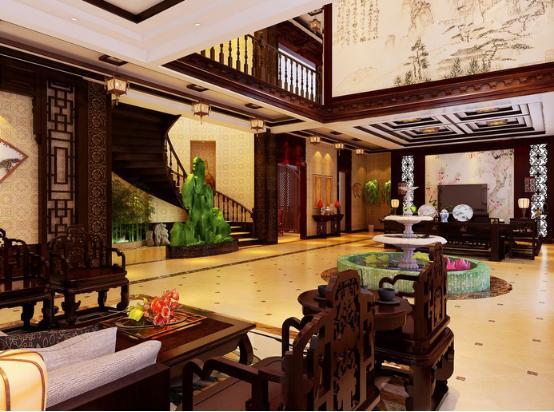 各种不同风格的室内装修美图