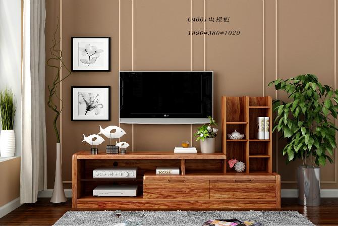 红木电视柜的种类以及类型