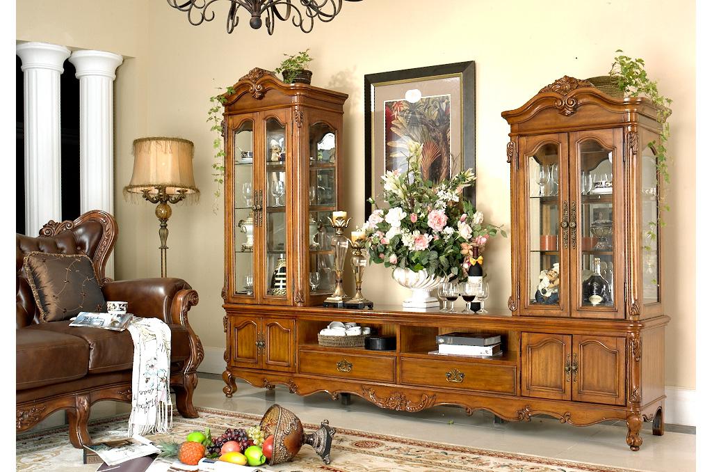 客厅装饰柜摆放风水讲解
