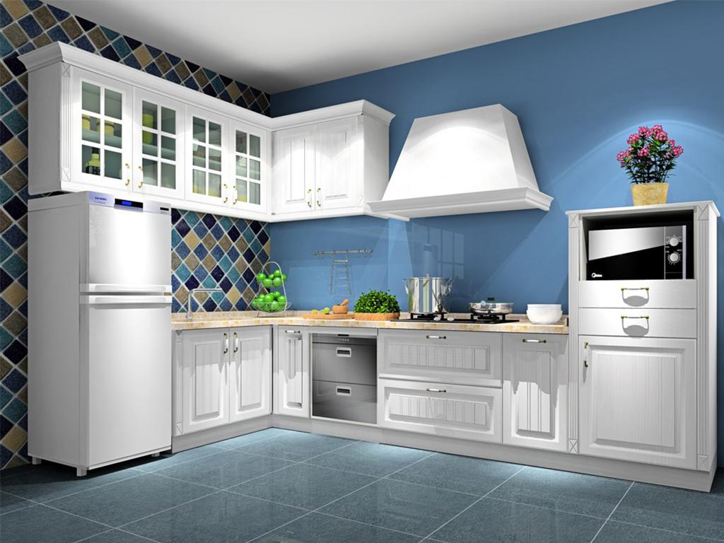厨房的橱柜设计分类