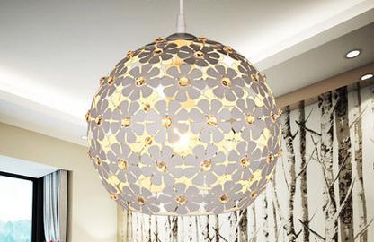 灯具的选择之不同风格的灯饰价格