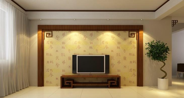 中式电视柜的类型简介