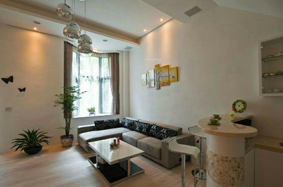 韩式室内装修设计的清新,令人难以抗拒